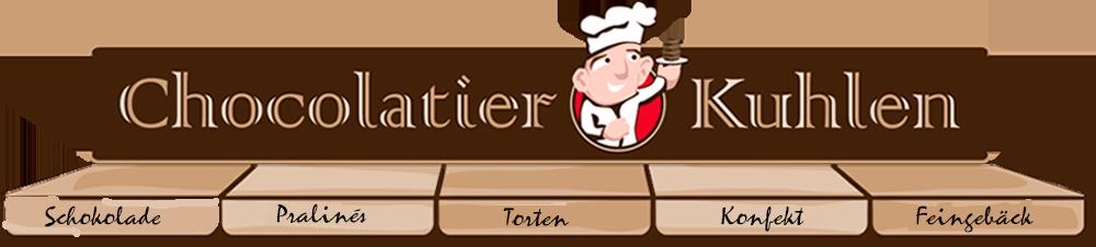 Chocolatier Kuhlen Düsseldorf-Logo